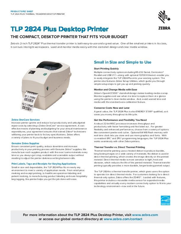 Setup Zebra Printer