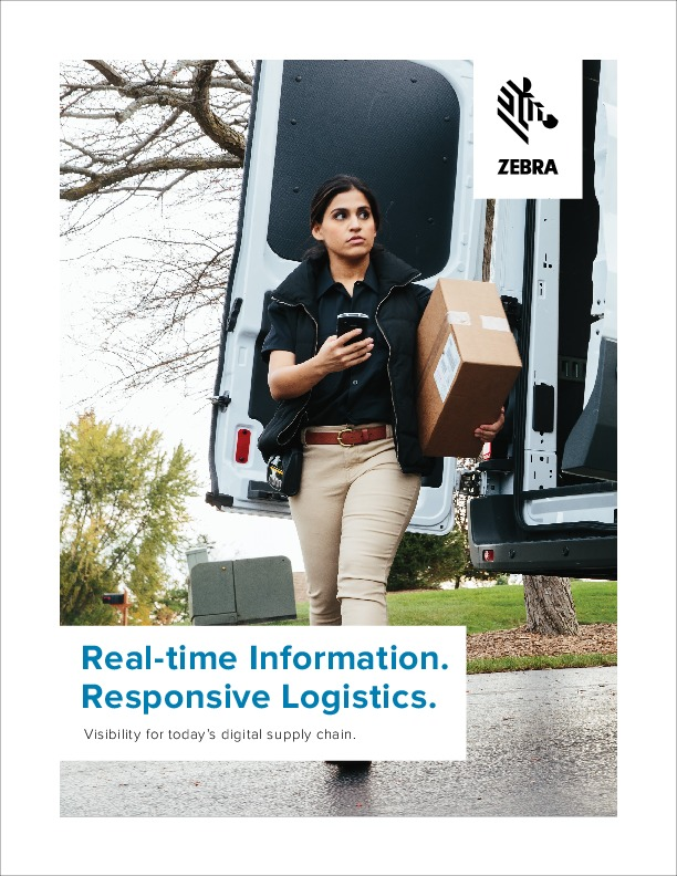 Real-time Information  Responsive Logistics  – Dolphin Data